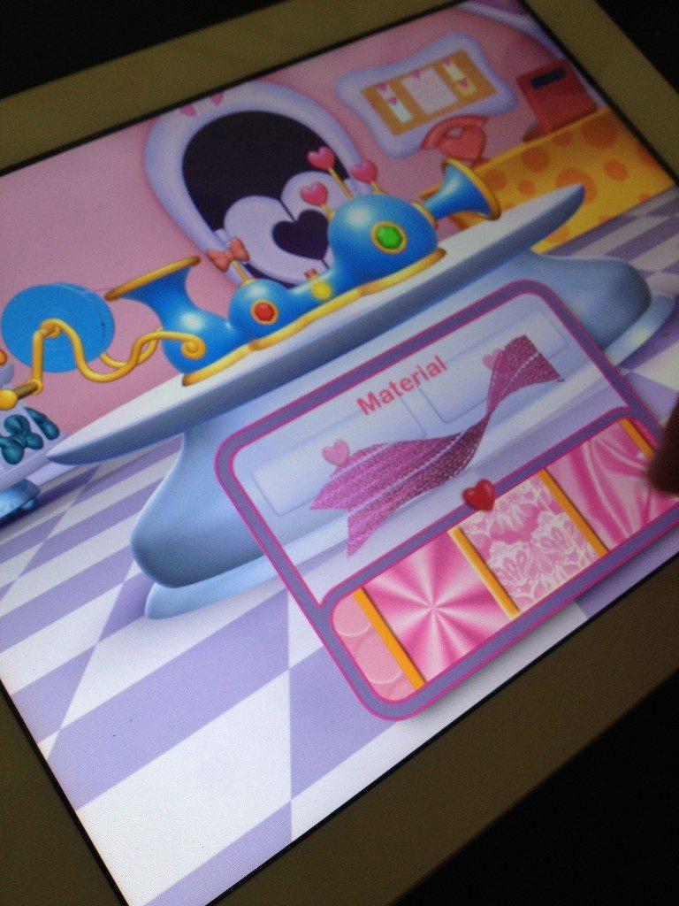 Minnie's Bow Maker App-Bow Maker Screenshot