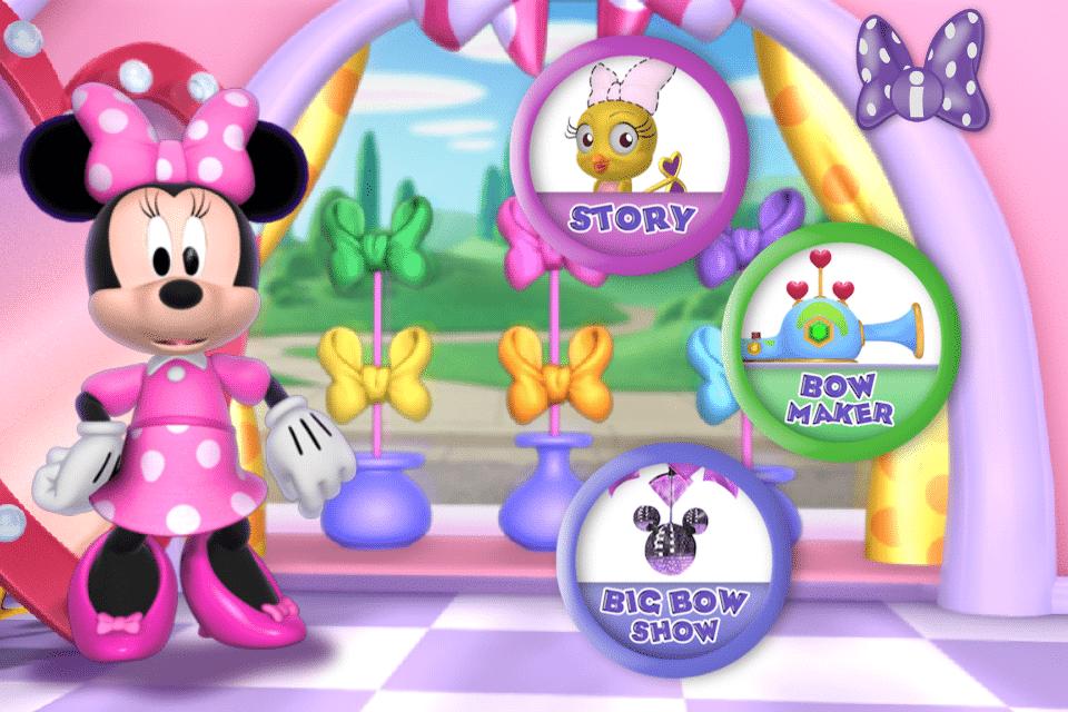 Minnie's Bow Maker App