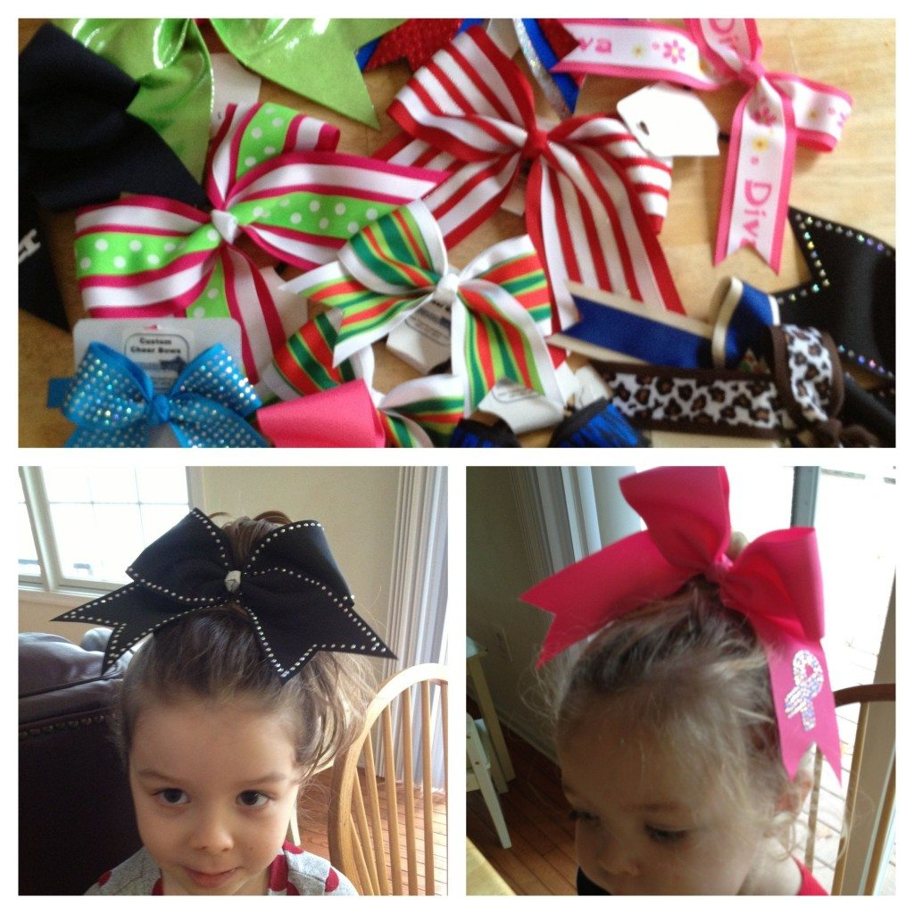 The Ultimate Bow- Cheer Bows, Spirit Bows, Competition Bows