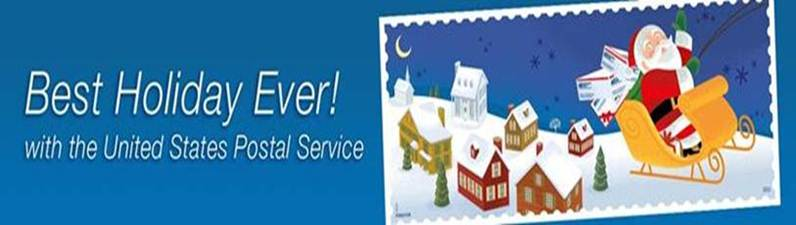 US Postal Service: Letters From Santa