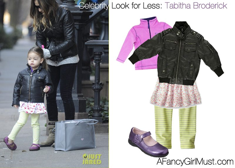 Celebrity Look for Less: Tabitha Broderick