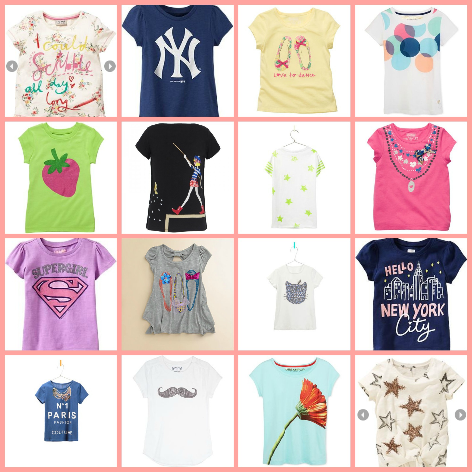 #WardrobeWednesday: Tee Time | AFancyGirlMust.com