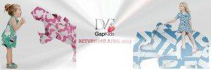 DVF + GapKids Spring 2013