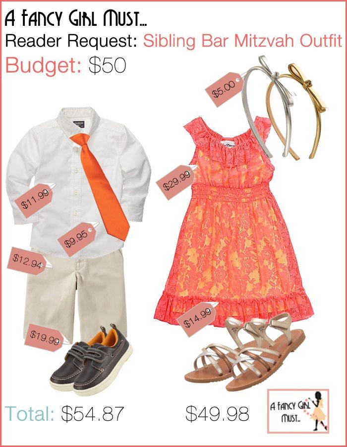 Reader Request: Bar Mitzvah Outfit    AFancyGirlMust.com