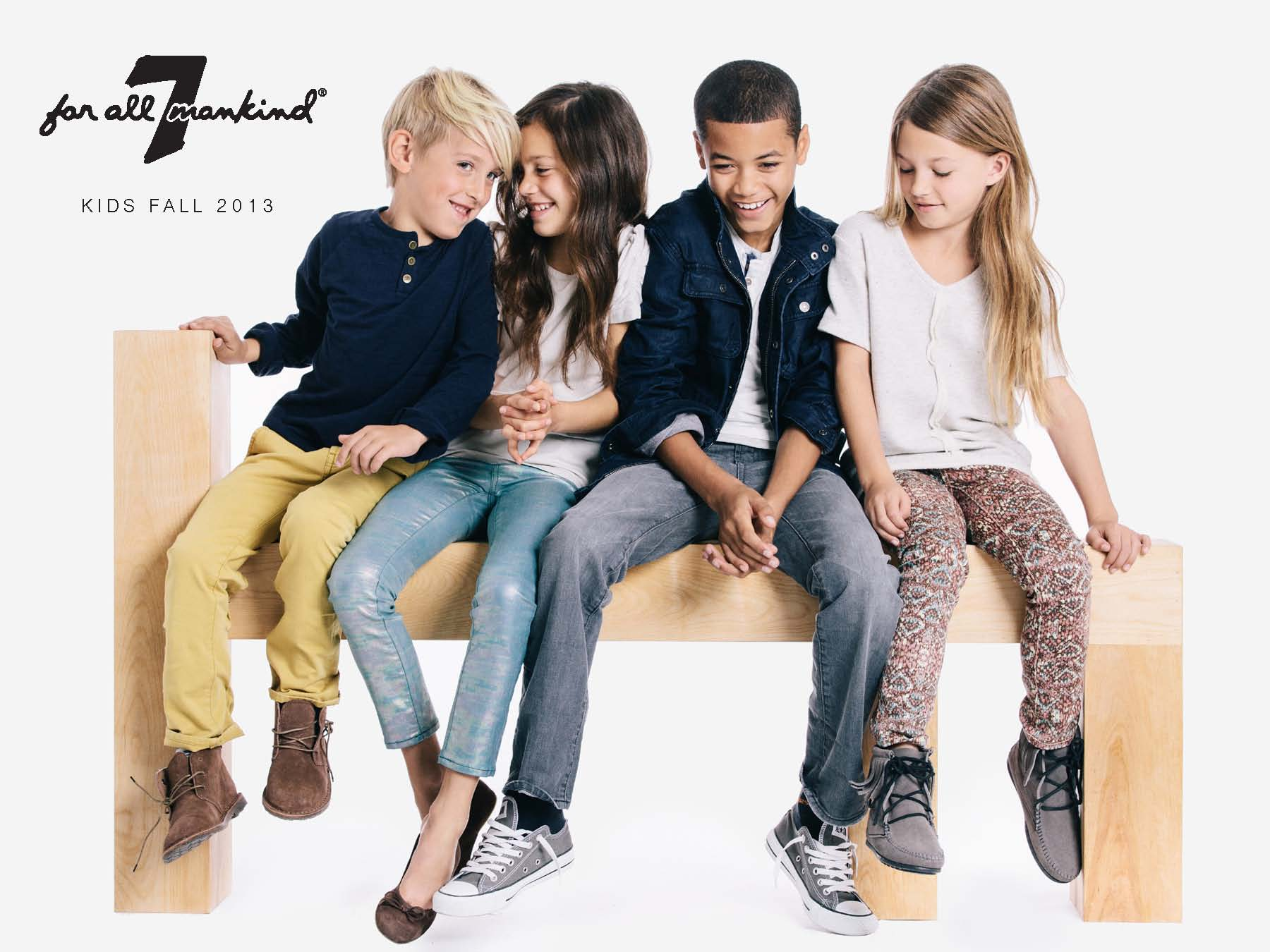 A Fancy Girl Must - 7 for All Mankind Fall 2013 Kids' Lookbook - A ...