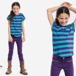 7 for All Mankind Kids Fall 2013: The Skinny in Grape Royale