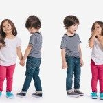 7 for All Mankind Kids Fall 2013: The Skinny in Cerise