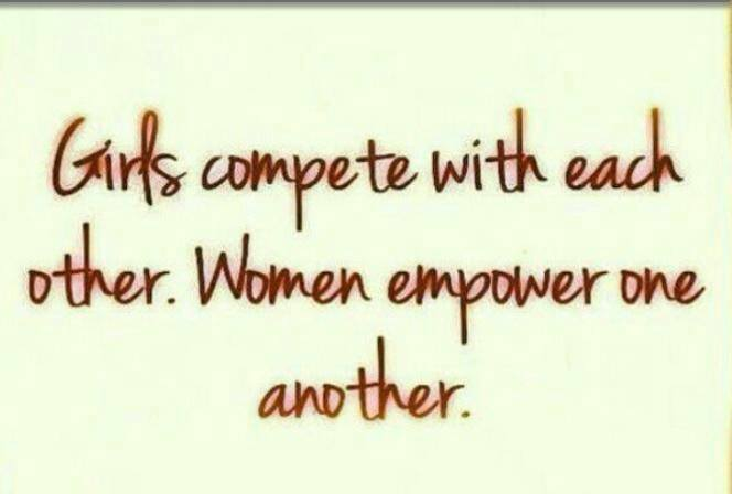 Girls Compete, Women Empower via The Harried Mom