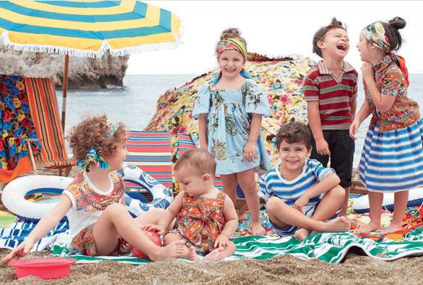 Dolce & Gabbana Childrenswear Summer 2013