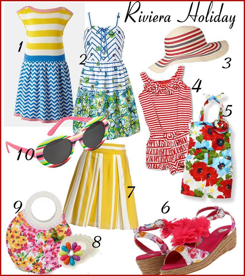 Trendspotting: Riviera Style