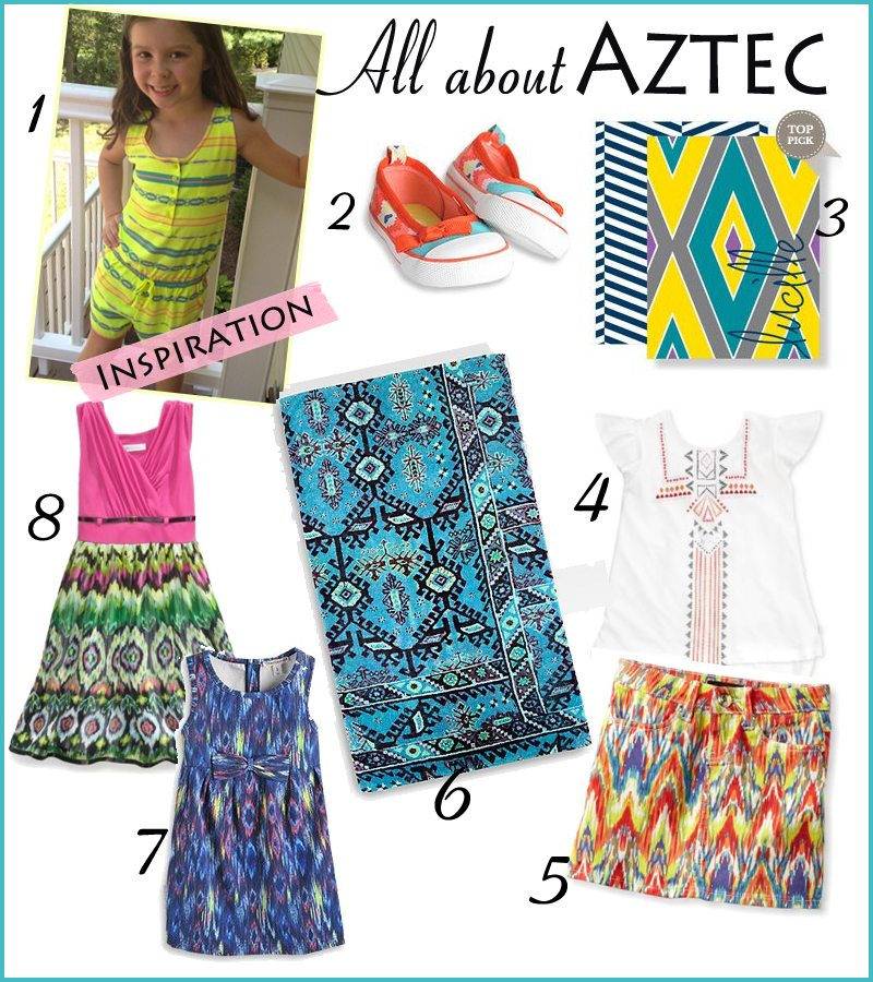 Trendspotting: All about Aztec | AFancyGirlMust.com