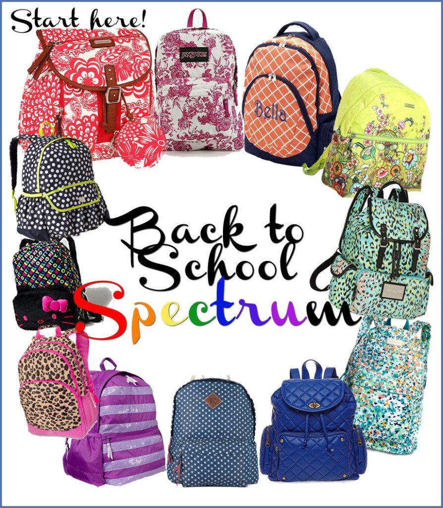 Back to School Backpack Picks   AFancyGirlMust.com
