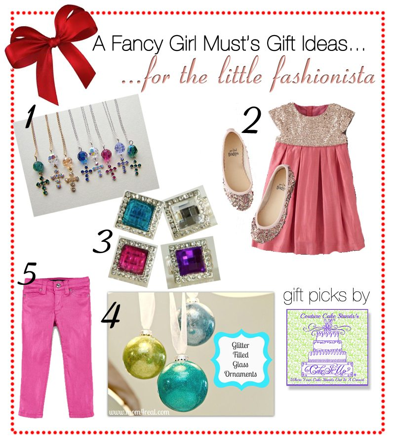 2013 Holiday Gift Guide: Gifts for the Little Fashionista | AFancyGirlMust.com