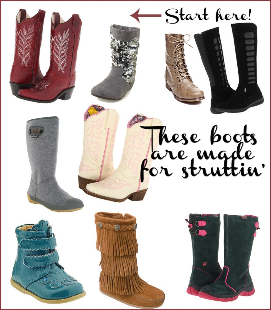 Must-Have Boots for Girls