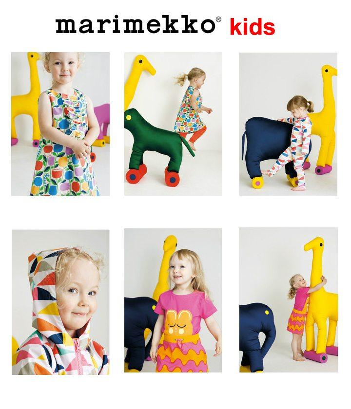 Marimekko Kids Spring Preview | AFancyGirlMust.com