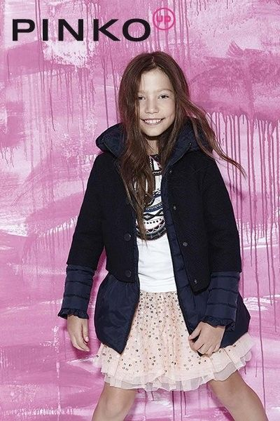 low priced e9870 b2a81 A Fancy Girl Must - Kid Style: Pinko Kids F/W 2014/15 ...