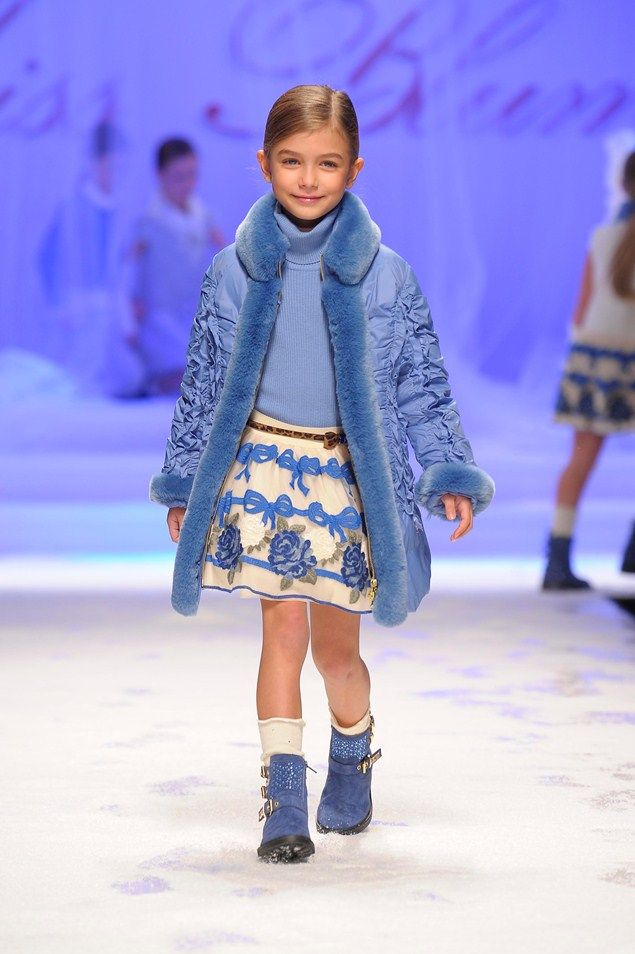 Dolce Gabbana fashion for children, Fall-Winter 2014-2015 pics