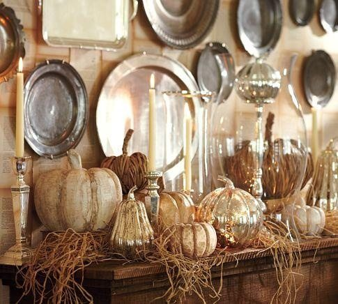 Friday Fresh Picks: Thanksgiving Color and Style Inspiration