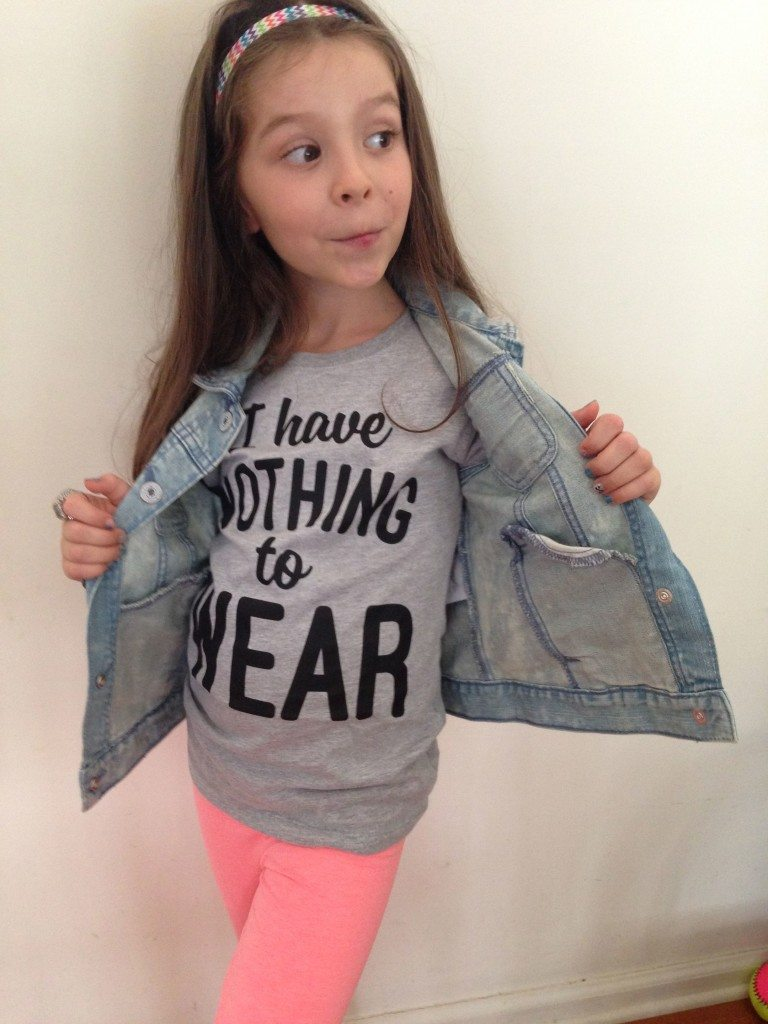 """""""I have nothing to wear"""" shirt 