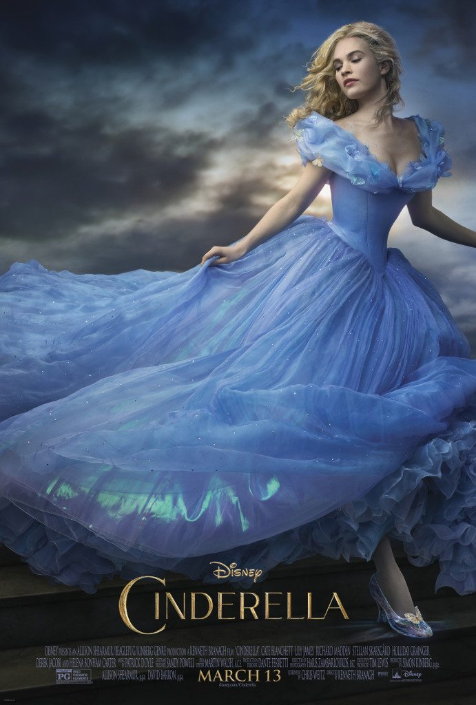 First Official Trailer for Disney's Cinderella | AFancyGirlMust.com