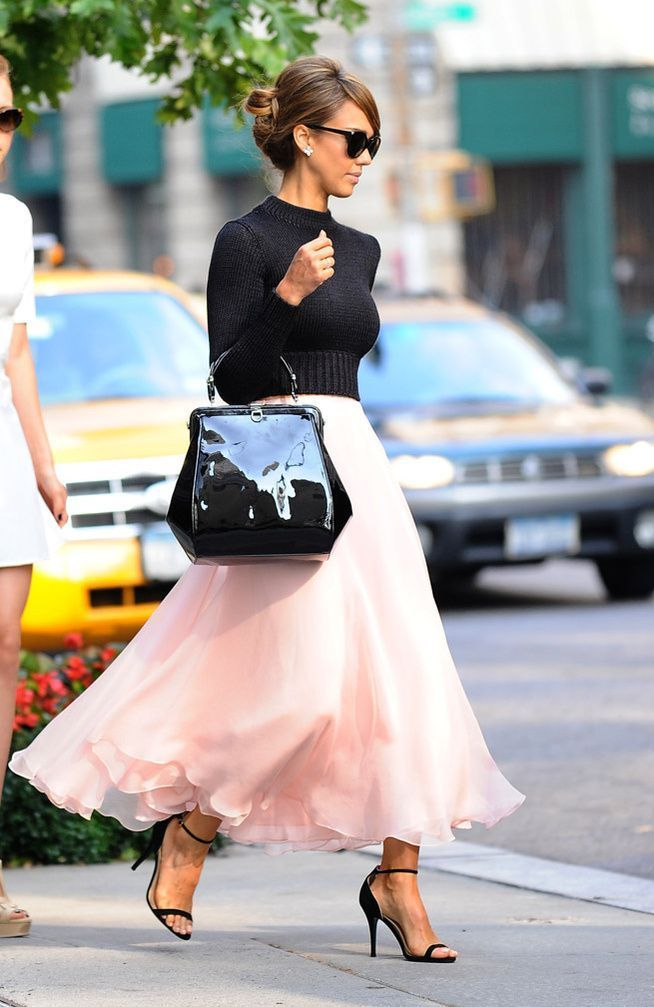 Friday Fresh Picks: Ways to Wear Tulle Skirts When Your a Grown-Up | AFancyGirlMust.com