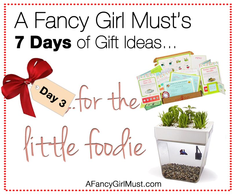 2014 Holiday Gift Guide: Gifts for the Little Foodie