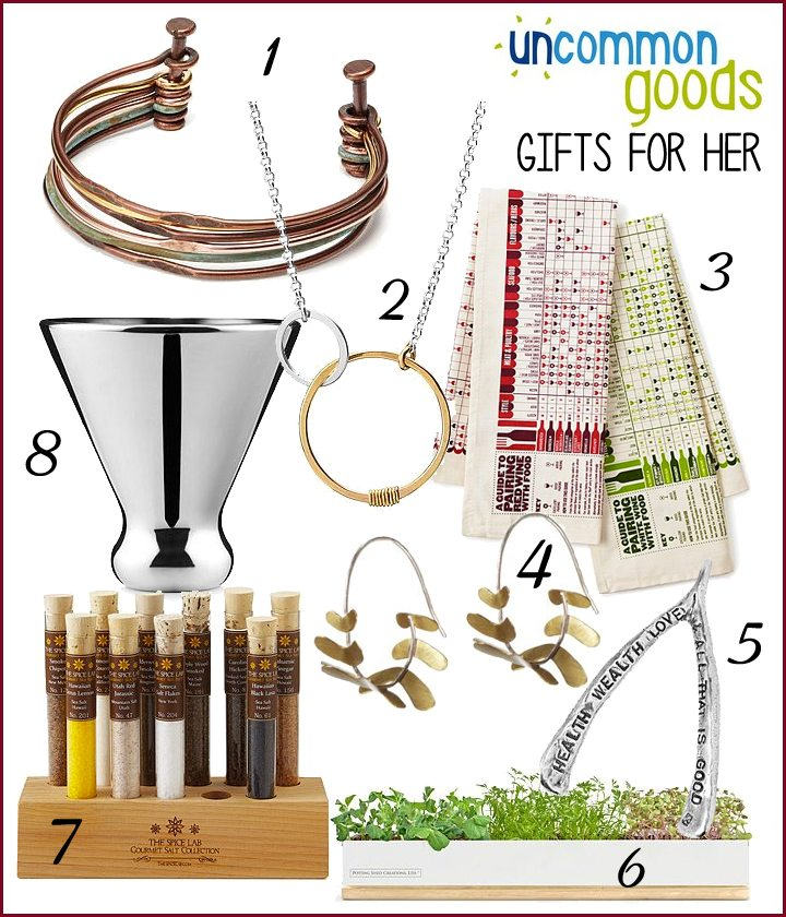 Uncommon and Unique Birthday Gifts for Her | AFancyGirlMust.com