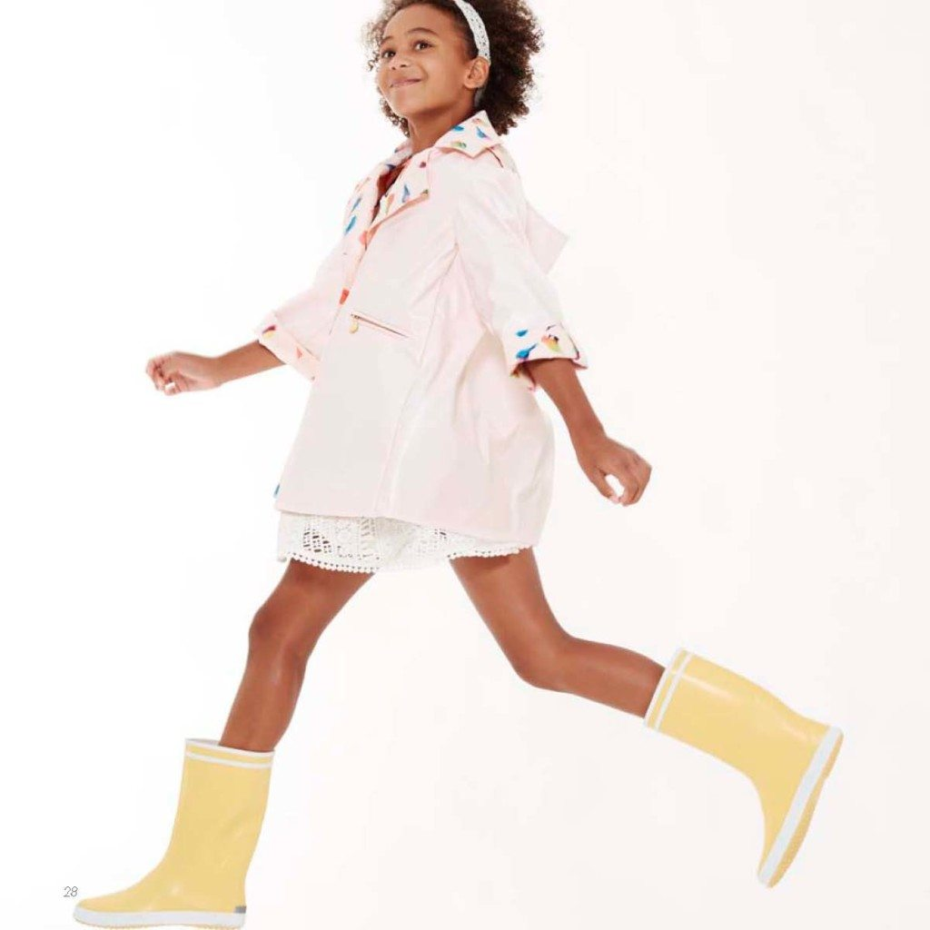 A look at Oil & Water Rainwear for Girls SS 2015 | AFancyGirlMust.com