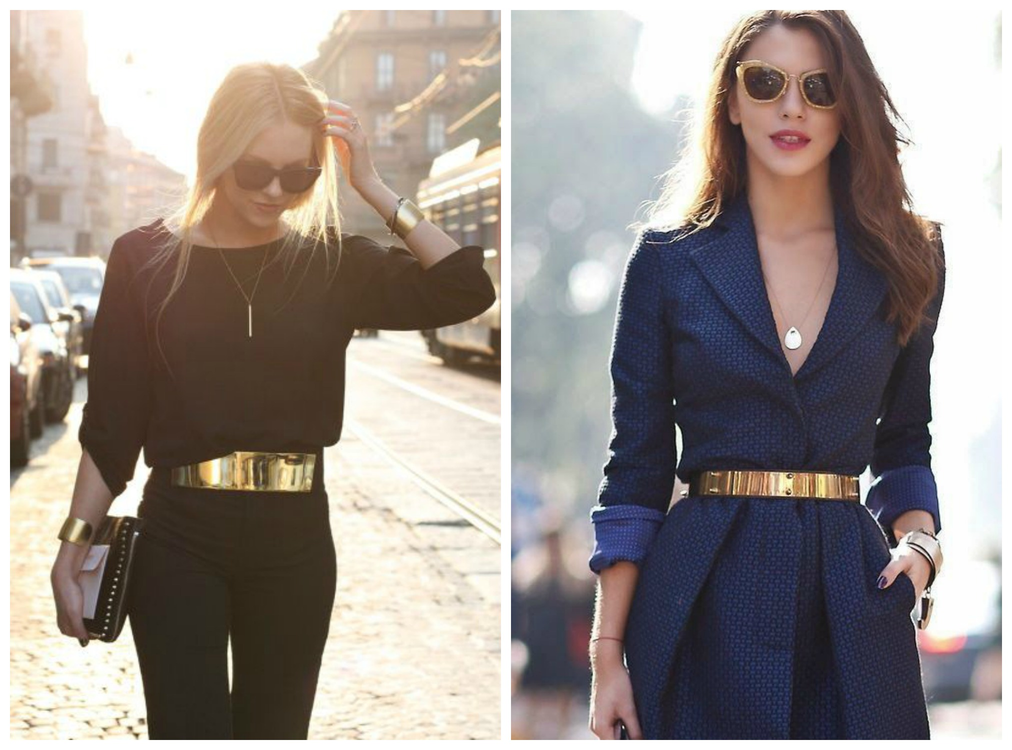 Friday Fresh Picks: 10 Ways to Add Gold to Your Look | AFancyGirlMust.com