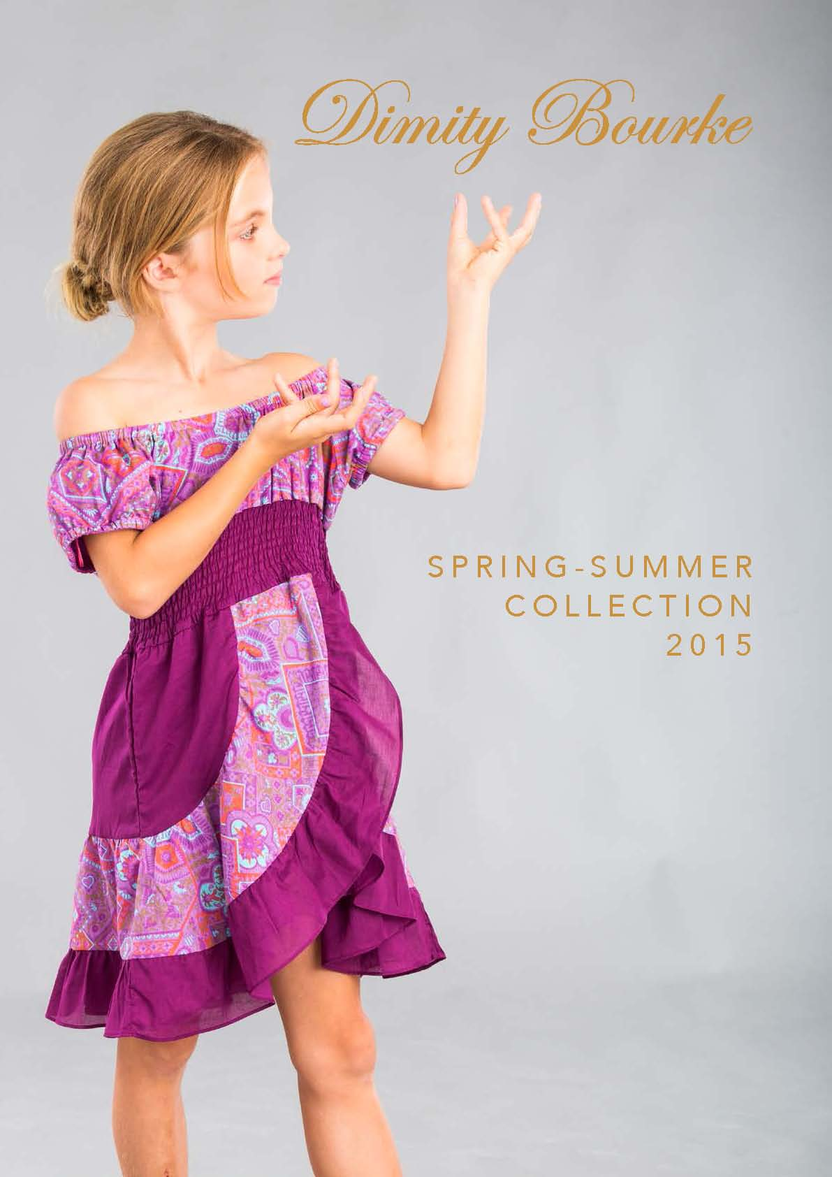 A Look at Dimity & Bourke SS 2015 | AFancyGirlMust.com