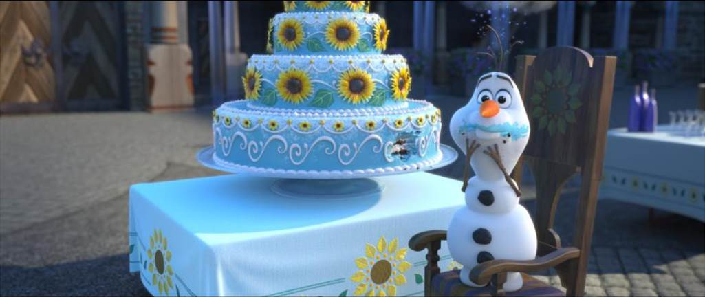 "A Look at ""Frozen Fever,"" Opening in Theaters March 13 with Cinderella"