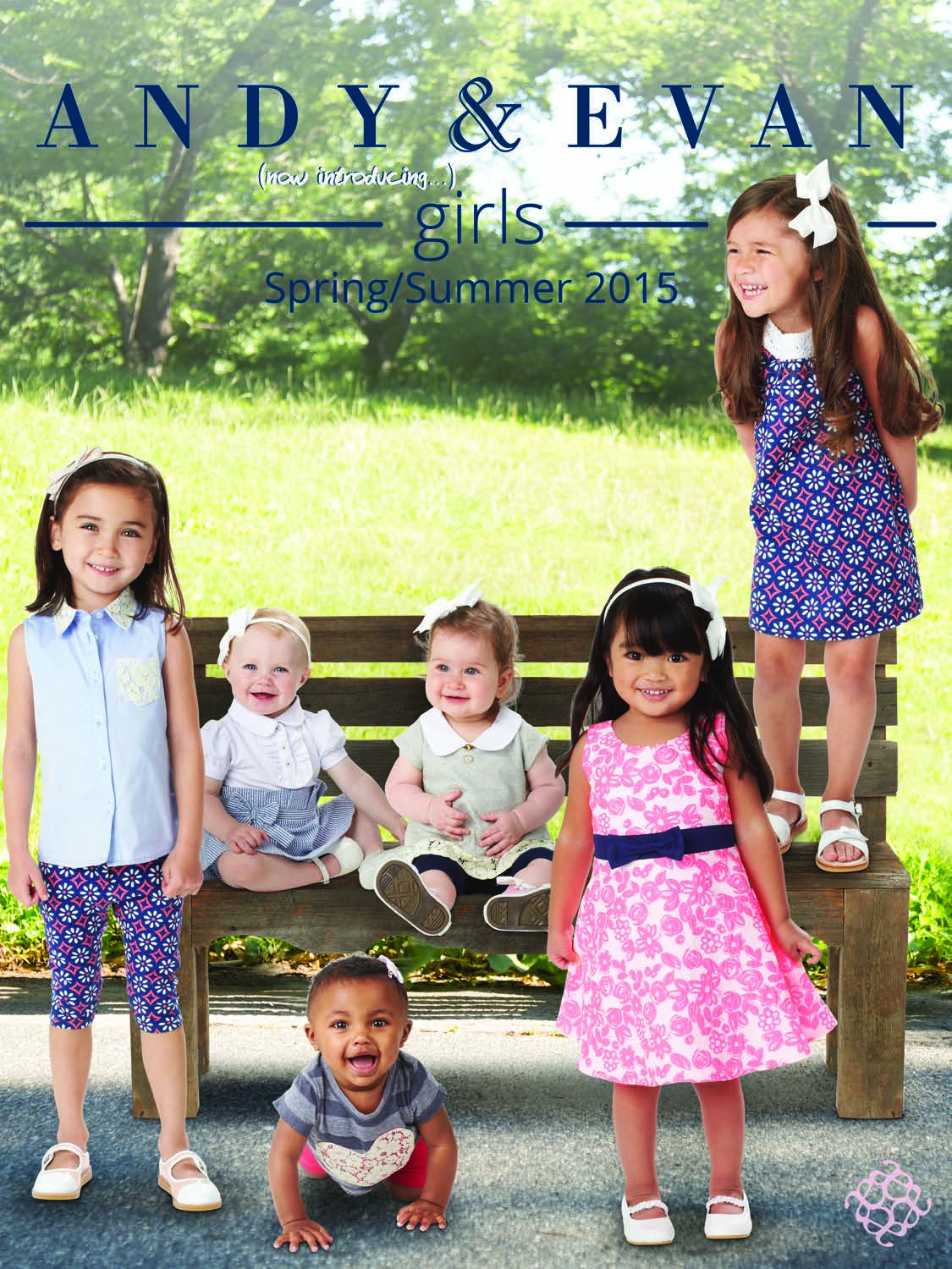 Andy & Evan GIRLS Spring Summer 2015 | AFancyGirlMust.com