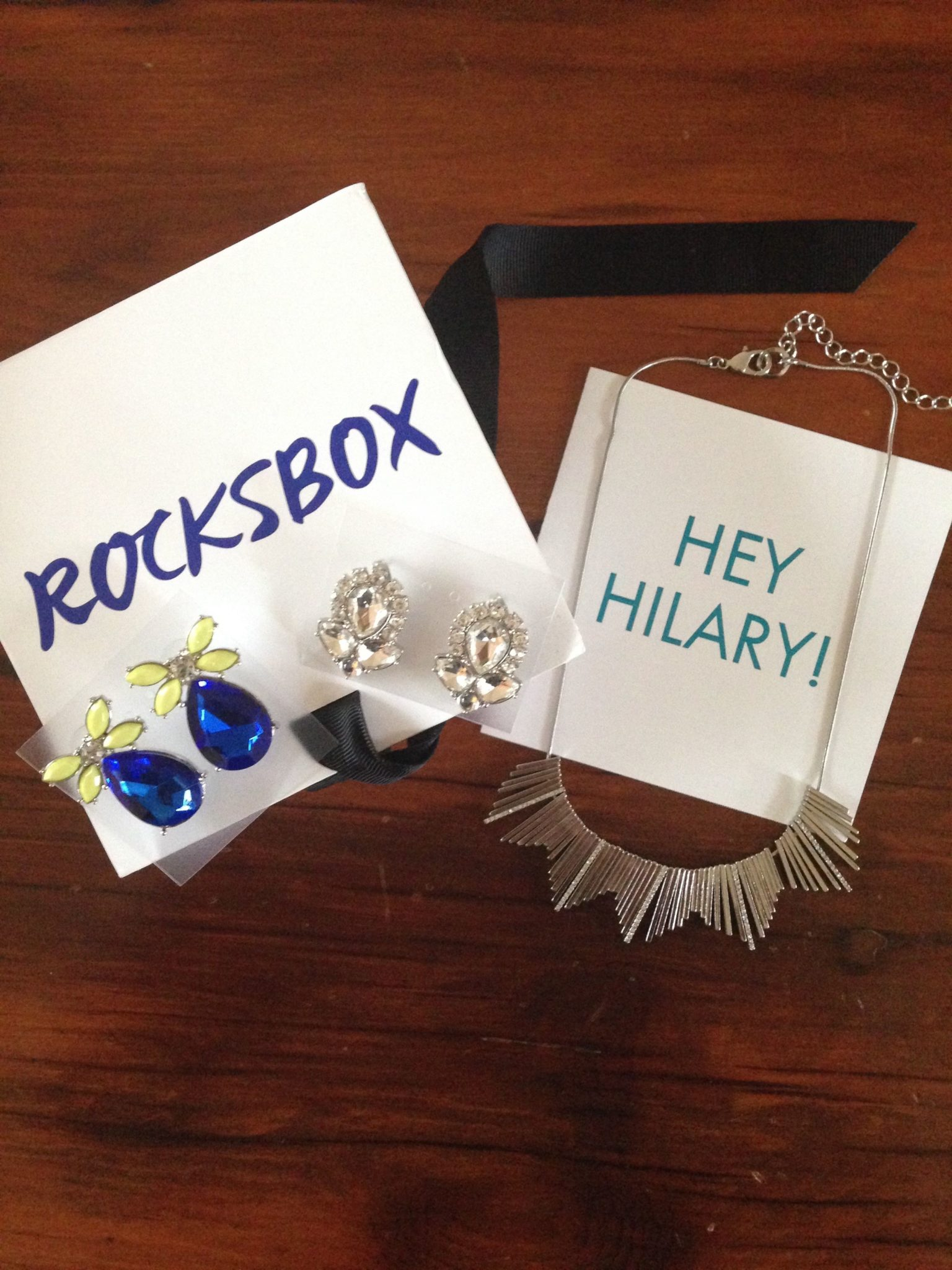 Friday Fresh Picks: Rocksbox Jewelry Subscription