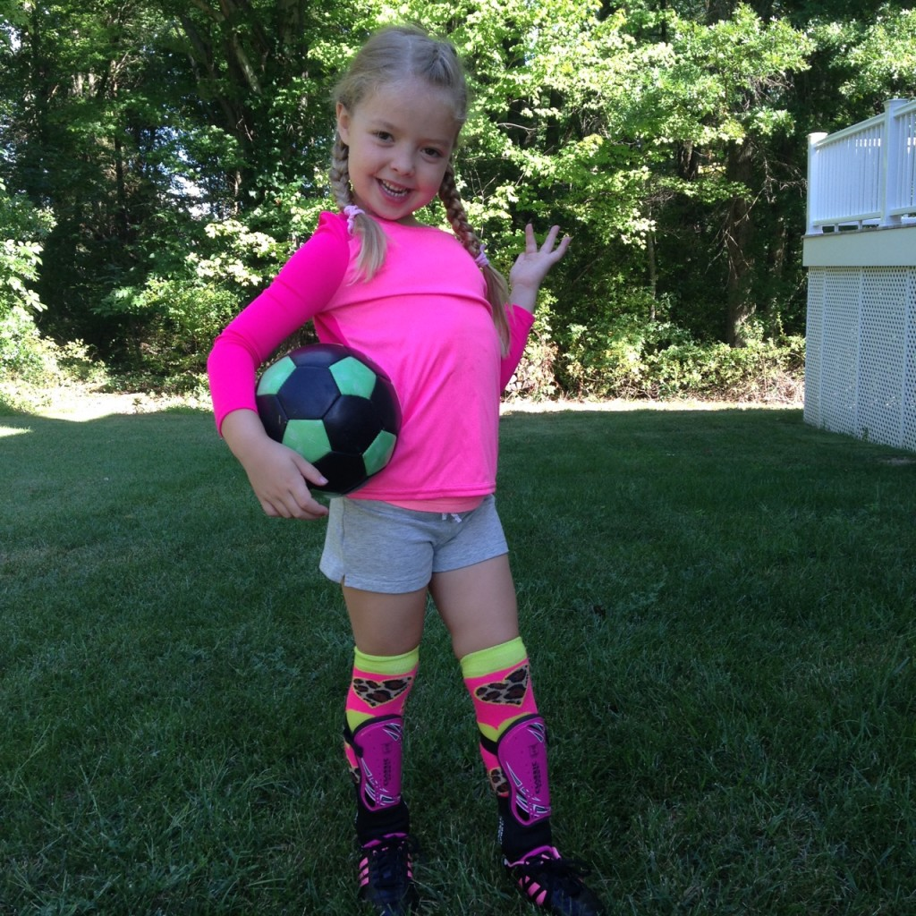 Girls Soccer Gear at Sports Authority | AFancyGirlMust.com