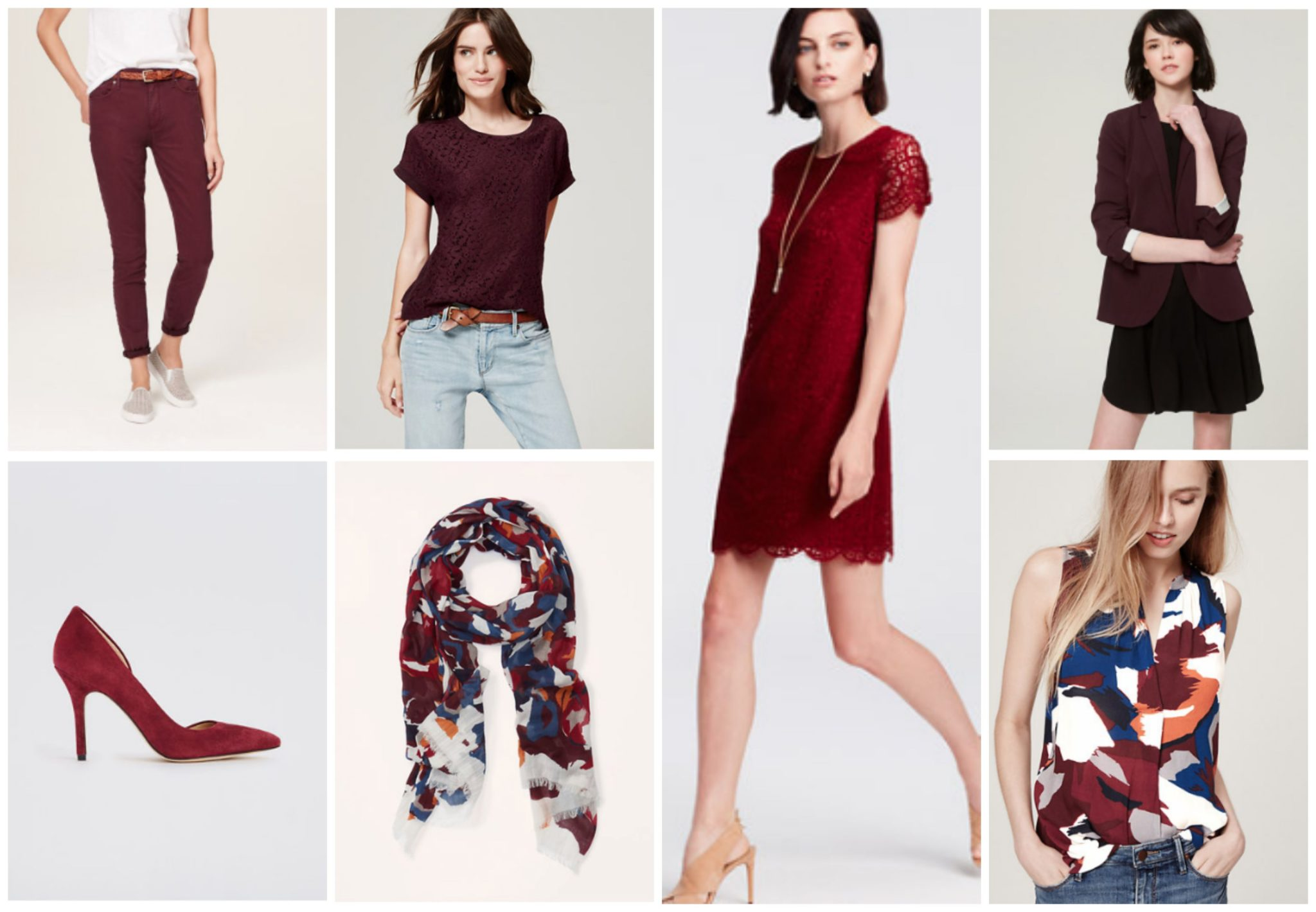3 Fall 2015 Colors to Wear (from Ann Taylor & LOFT) for Grown-Up Fancy Girls | AFancyGirlMust.com