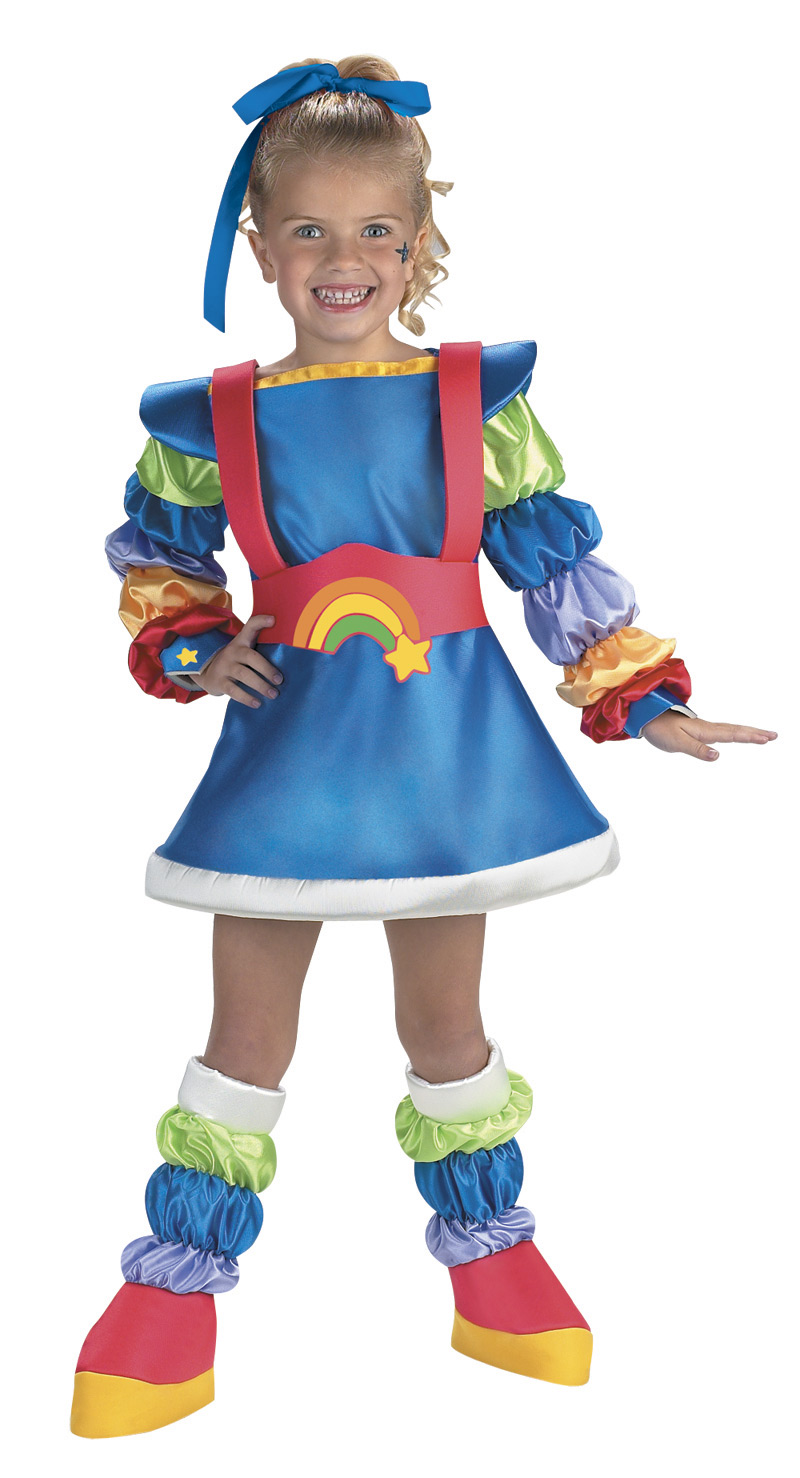 A Fancy Girl Must - Halloween Throwback: 1980's Cartoon Costumes for Girls - A Fancy Girl Must