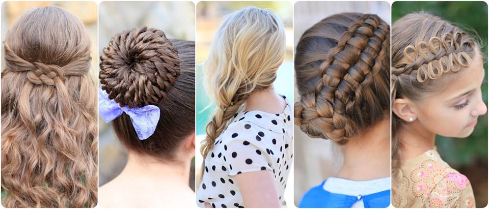 Say Goodbye to Boring Hair with Designs by Cute Girls Hairstyles