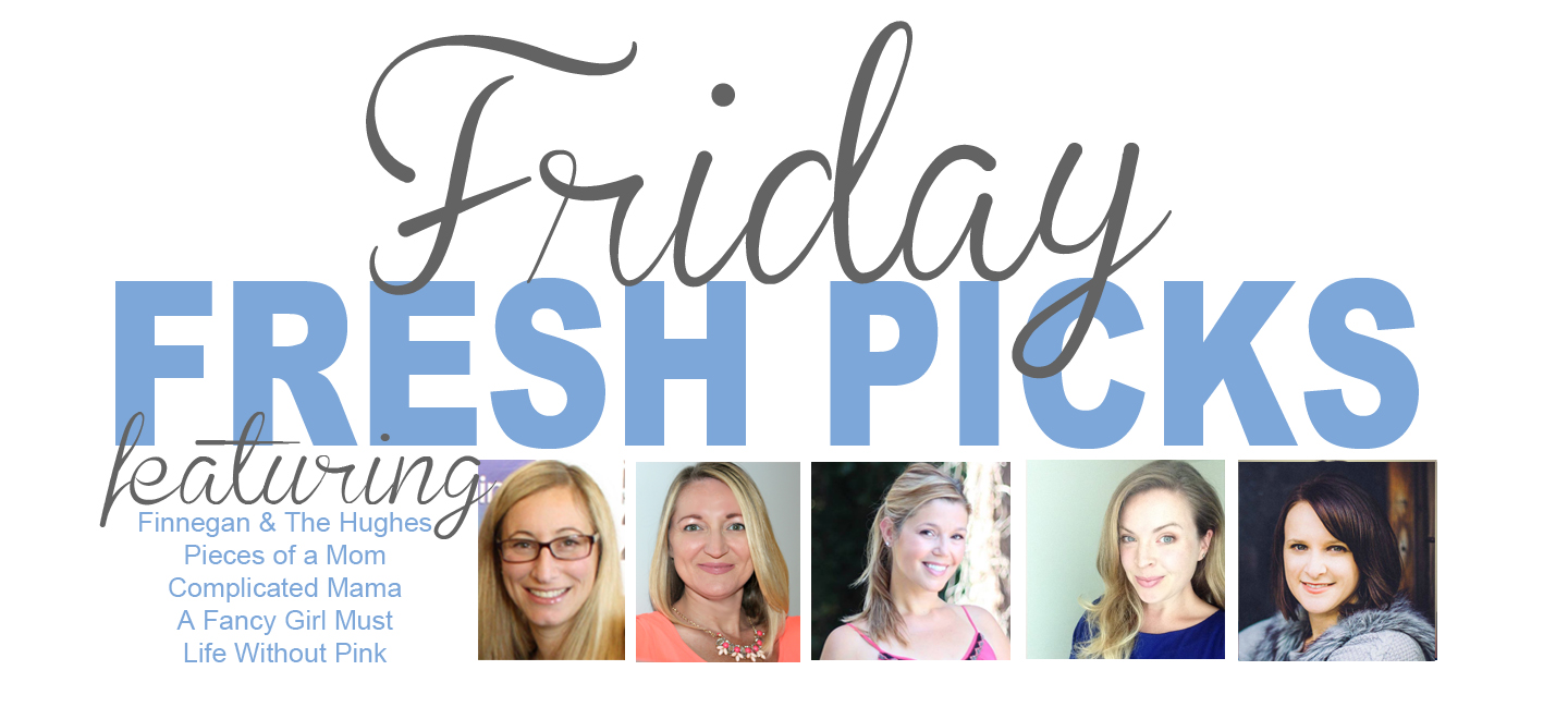 Friday Fresh Picks Bloggers