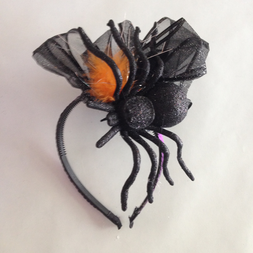 DIY Halloween Fascinators