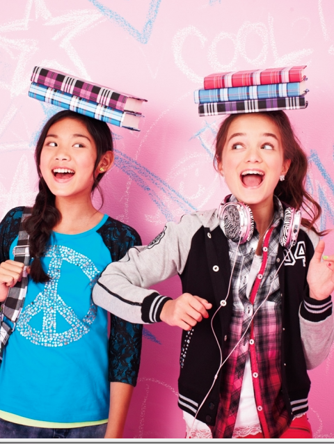 Trendspotting: Go Team! Varsity-Themed Jackets for Girls