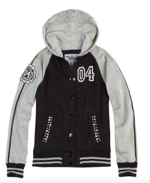 Trendspotting: Go Team! Varsity-Themed Jackets for Girls