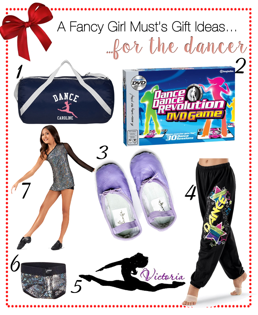 2015 Holiday Gift Guide: Gifts for The Dancer