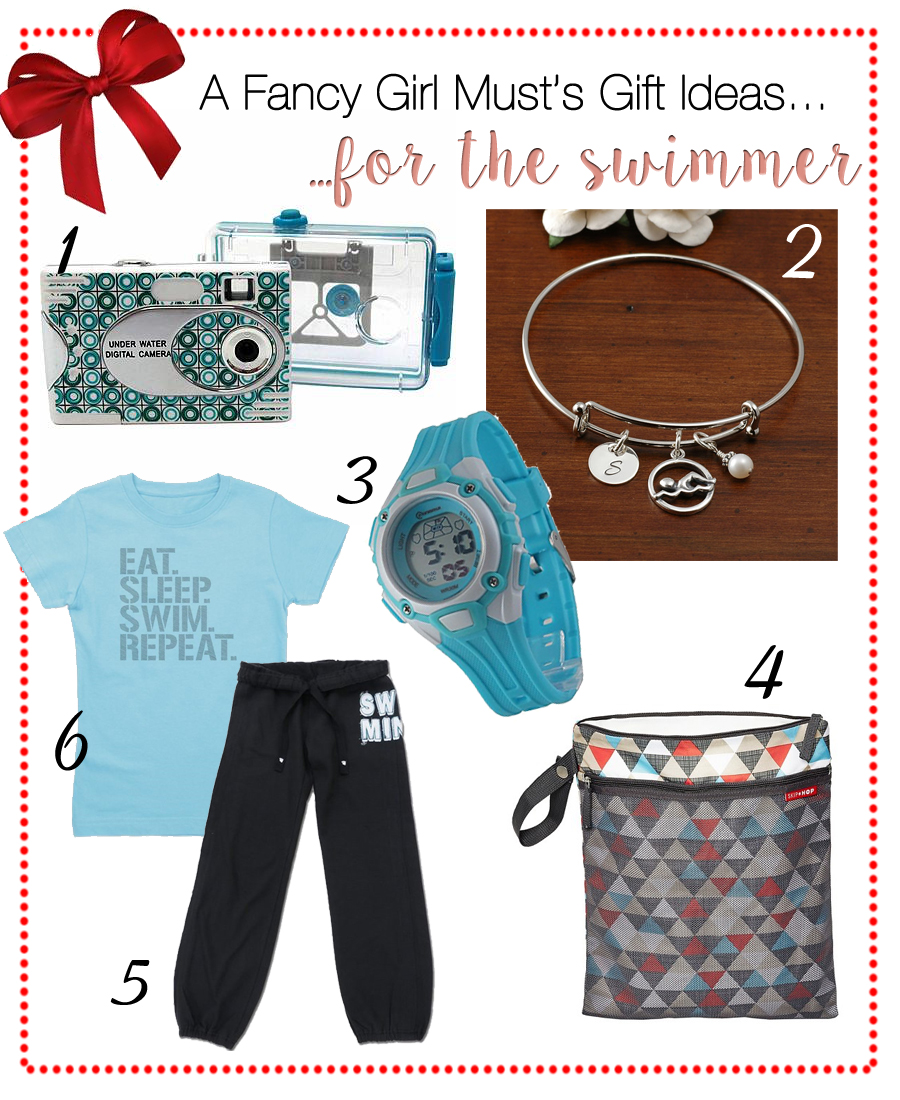 2015 Holiday Gift Guide: Gifts for Swimmers