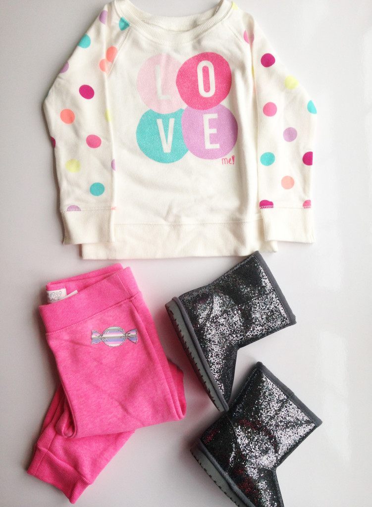 Winter & Holiday Picks for Girls from The Children's Place