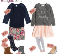 Reader Request: Age-Appropriate Tween Size for Little Girl