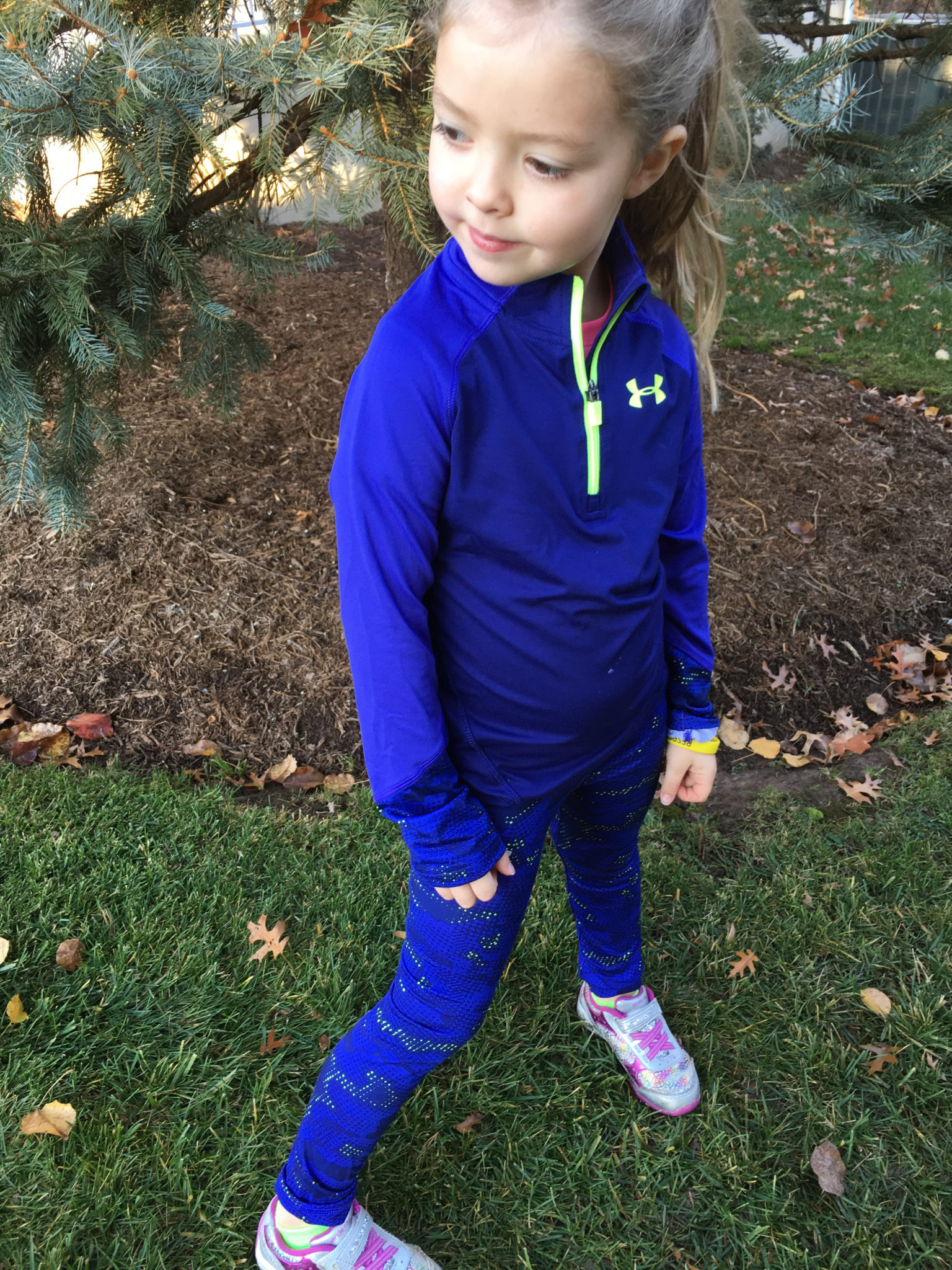Real Fancy Girl Review: Under Armour Activewear for Girls