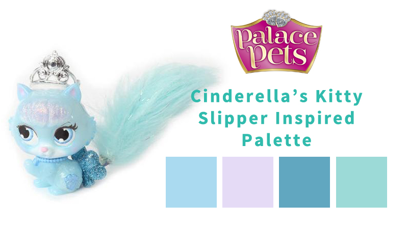 Girls' Winter Birthday Color Themes -