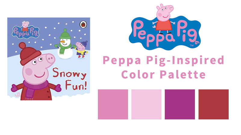 A Fancy Girl Must - Girls\' Winter Birthday Color Themes Based on ...