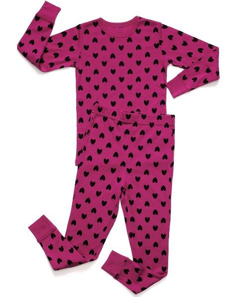 Leveret Big Girs 2015 2 Piece Pajama 100% Cotton (Size 6-14 Years)