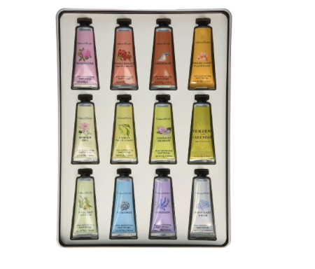 Crabtree & Evelyn Hand Therapy Sampler, Paint Tin